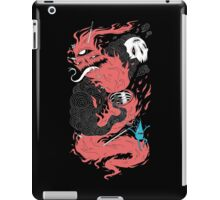 Death Of The Fire Demon iPad Case/Skin