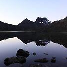 Cradle Mt/Dove Lake 6.20 AM by tinnieopener