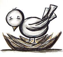 Nesting by Rosie Harriott