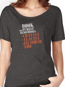 The Book Purist Remembers 2 Women's Relaxed Fit T-Shirt