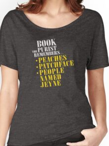 The Book Purist Remembers 1 Women's Relaxed Fit T-Shirt