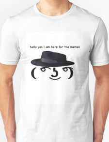 hello yes (Available on everything!) T-Shirt