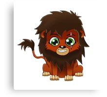 Chibi Scar | Lion King Canvas Print