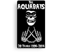 The Fiend Aquabats Canvas Print