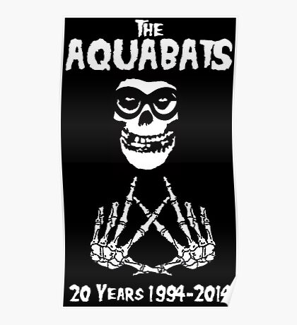 The Fiend Aquabats Poster