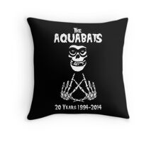 The Fiend Aquabats Throw Pillow