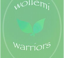 Wollemi Warriors  by Kristi Bryant