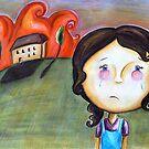 Burnt Heart by Rosie Harriott