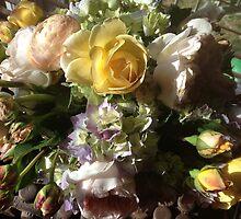 Pastel Arrangement by Barbara Wyeth