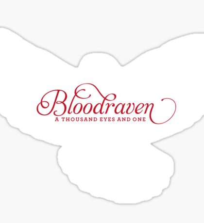Bloodraven Sticker