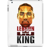 Lebron James - 3 iPad Case/Skin