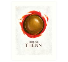 House Thenn Art Print