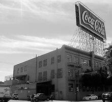 Coca-Cola, San Francisco, 2009 by Tomoe Nakamura