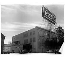 Coca-Cola, San Francisco, 2009 Poster