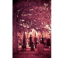 Walking with Ghosts - The Last Congregation Photographic Print