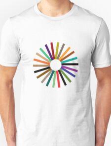 Colour Wheel T-Shirt T-Shirt