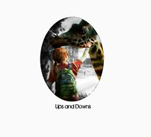 Ups and Downs Unisex T-Shirt