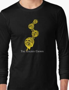 The Golden Crown Long Sleeve T-Shirt