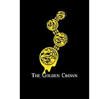 The Golden Crown Photographic Print