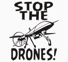 Stop The Drones by IlluminNation