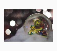 Snow globe bears One Piece - Short Sleeve