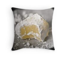 Turkish Delight or Loukoum Throw Pillow