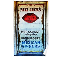 Fast Jacks Place Poster