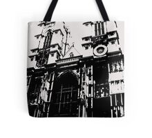 Westminster Abbey Pen and Ink,  London, England, UK Tote Bag