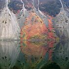 reflections on wastwater by Jade  French