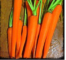 Carrot top by jphenfrey