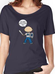 Faceless Frey Women's Relaxed Fit T-Shirt