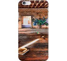 Abandoned Warehouse Niland California iPhone Case/Skin