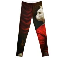 The Hermitage Court Chamber Herald Cat Edited version Leggings