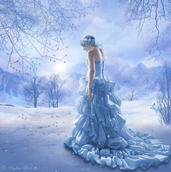 Frozen Dreams by AsylumWitch