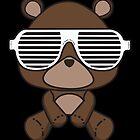 Boss Bear by PabbzzyArtist