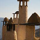 Spanish Chimneys by citrineblue