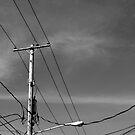 crossed lines by yurablank
