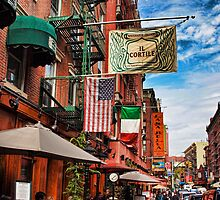 Little Italy, New York by Andrea Rapisarda