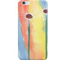 Spiderweb flowers iPhone Case/Skin