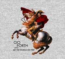 Go Forth and Conquer Unisex T-Shirt