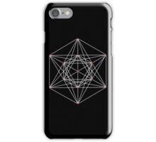 Metatron's Cube #1 iPhone Case/Skin