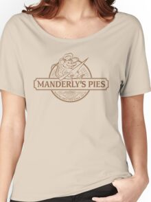 Manderly's Pies Women's Relaxed Fit T-Shirt