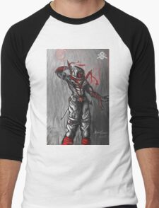 Storm Shadow Men's Baseball ¾ T-Shirt