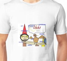 UPDATED NEW AND IMPROVED IB LHHS IB Unisex T-Shirt