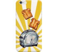 Toast and Toaster iPhone Case/Skin