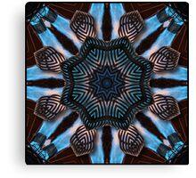 Blue Flame (Hot Air Balloon) Canvas Print