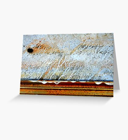 weather - lightening Greeting Card