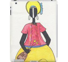 Brazilian Woman iPad Case/Skin
