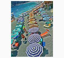 Summer at Monterosso Beach Italy Unisex T-Shirt
