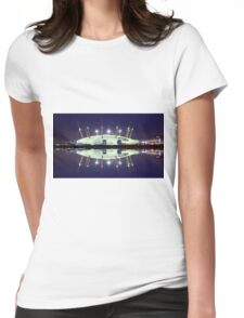 02 Arena London England Womens Fitted T-Shirt